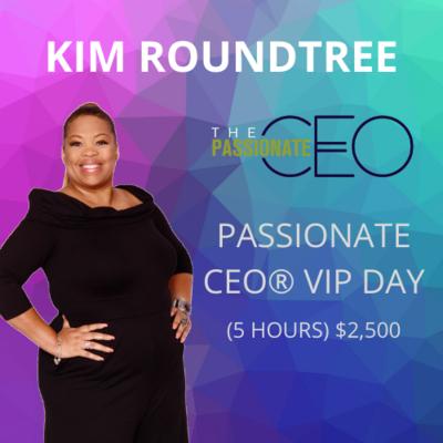 Passionate CEO® VIP DAY