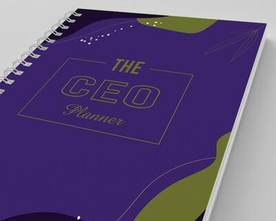 The CEO Planner