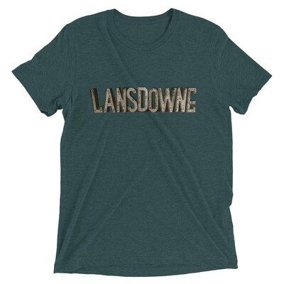 Lansdowne Theater Marquee - Short sleeve t-shirt