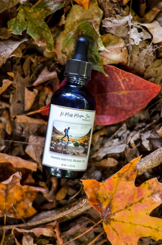 Handcrafted Beard Oil - The Wild Frontier