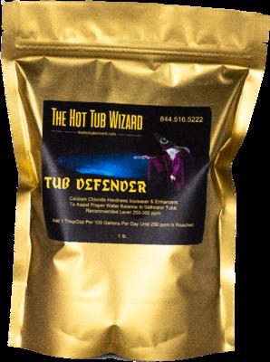 Tub Defender - Hardness Increaser