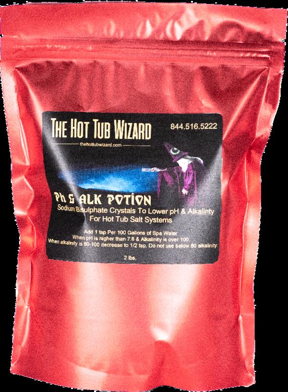 pH & Alk Potion