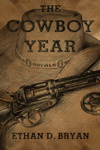 The Cowboy Year: A Story of Dads and Guns (Paperback)