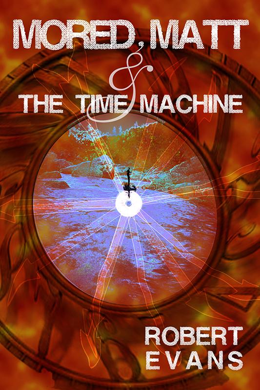 Mored, Matt & the Time Machine (Paperback)