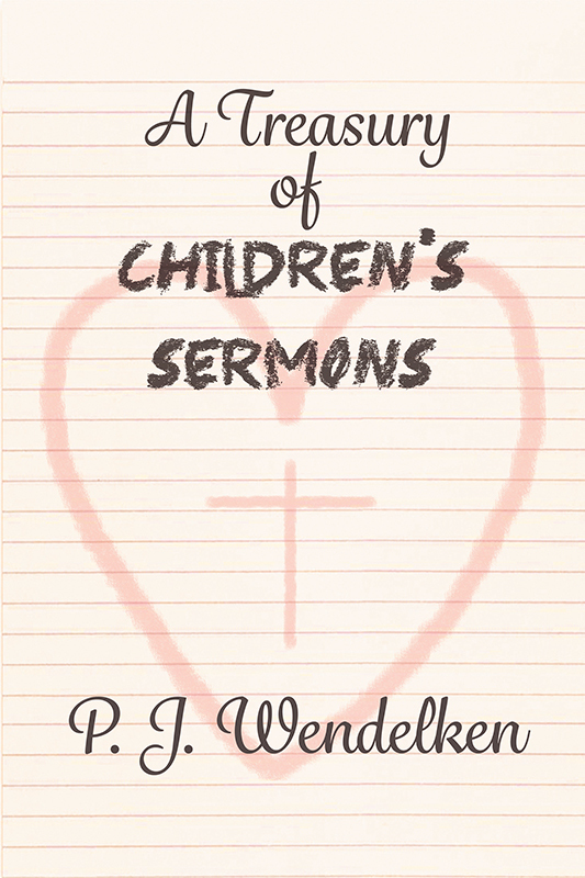 A Treasury of Children's Sermons (Paperback)