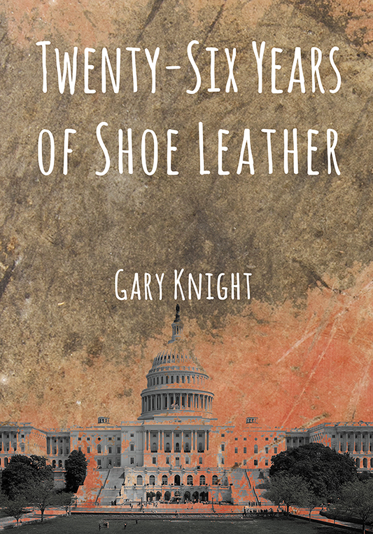 Twenty-Six Years of Shoe Leather (eBook)