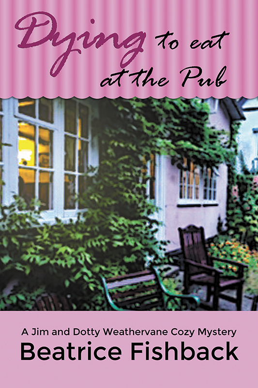 Dying to Eat at the Pub (eBook)