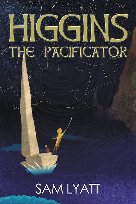 HIGGINS: The Pacificator (Paperback)
