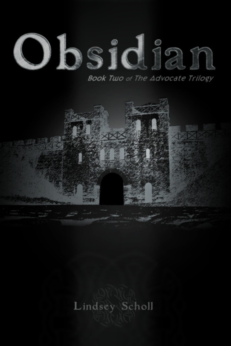 Obsidian: Book Two of the Advocate Trilogy (eBook)