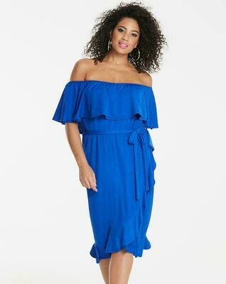 Mėlyna suknelė