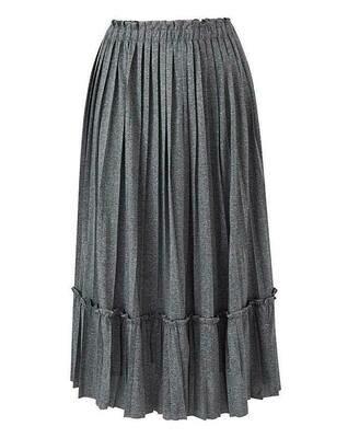 Pilkas sijonas