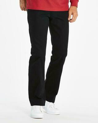 Juodos vyriškos džinsinės kelnės