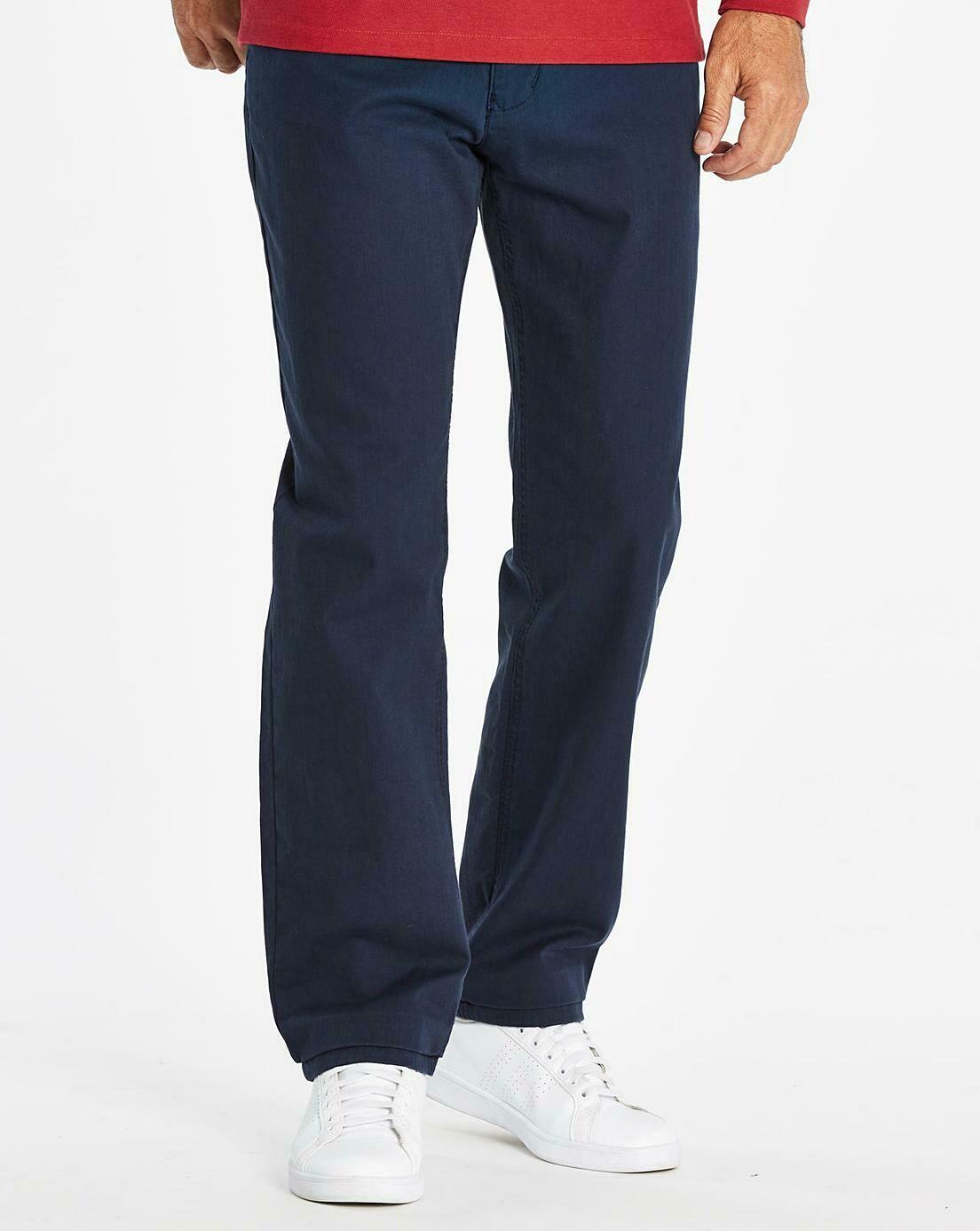 Mėlynos vyriškos džinsinės kelnės