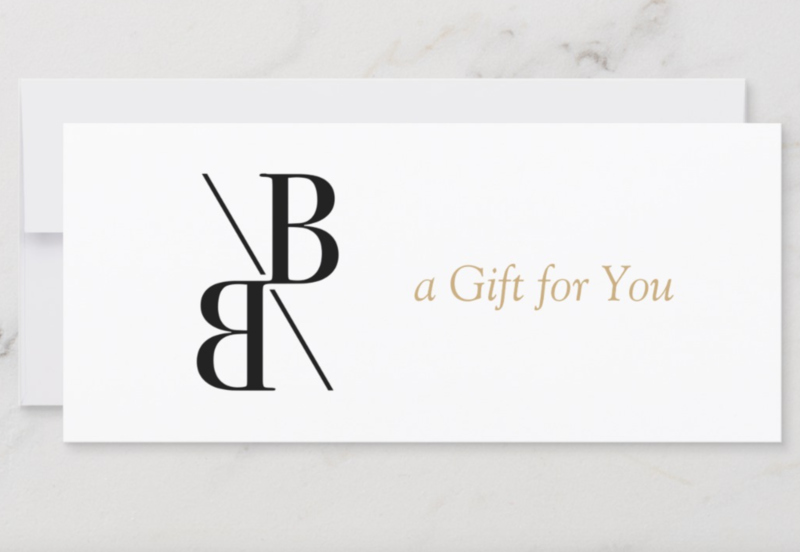 Bespoke Brows e-Gift Certificate ($ value)