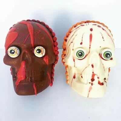 Halloween Skull - Full skull