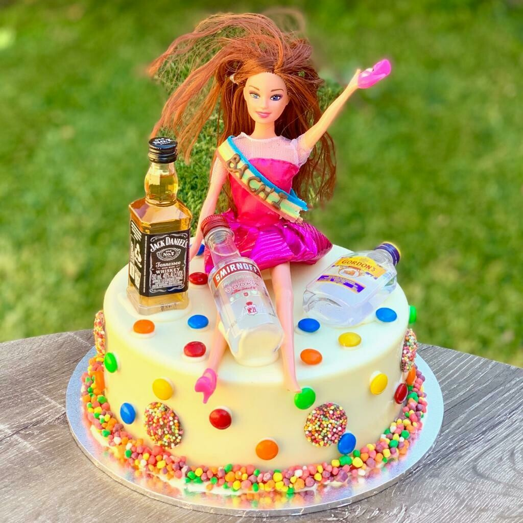 Drunk Barbie