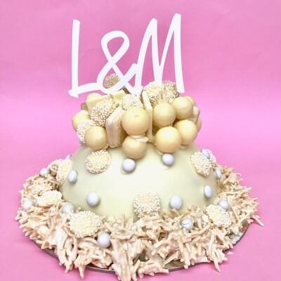 White Chocolate Pearls