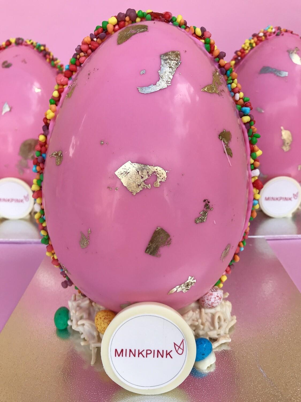 Corporate Giant Easter Egg