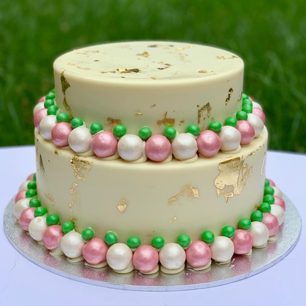 Two Tier Pearl