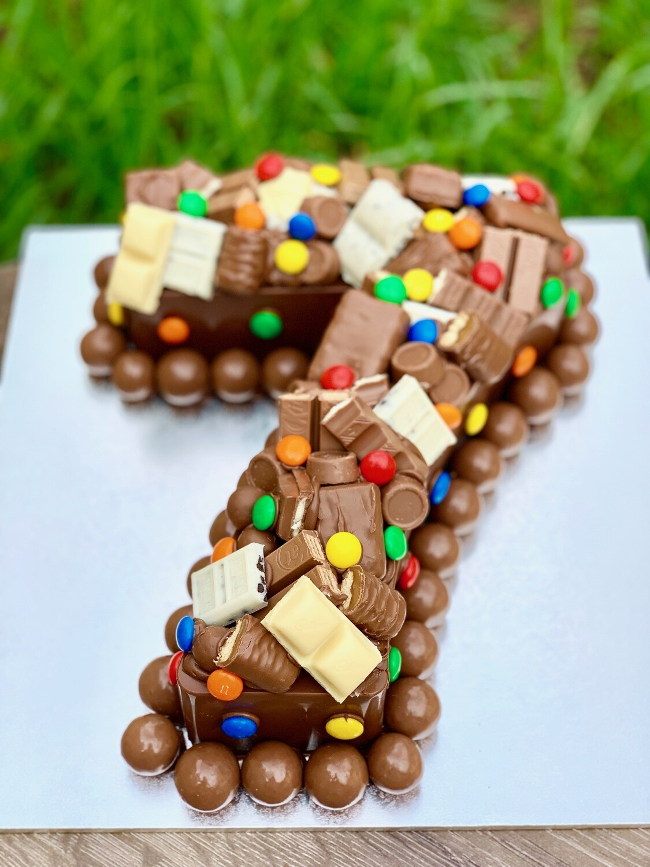 Chocolate Number - Single