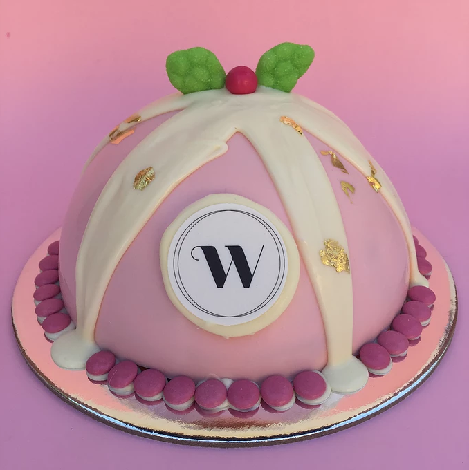 Wedded Wonderland Pudding