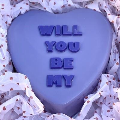 Proposal Conversation Heart