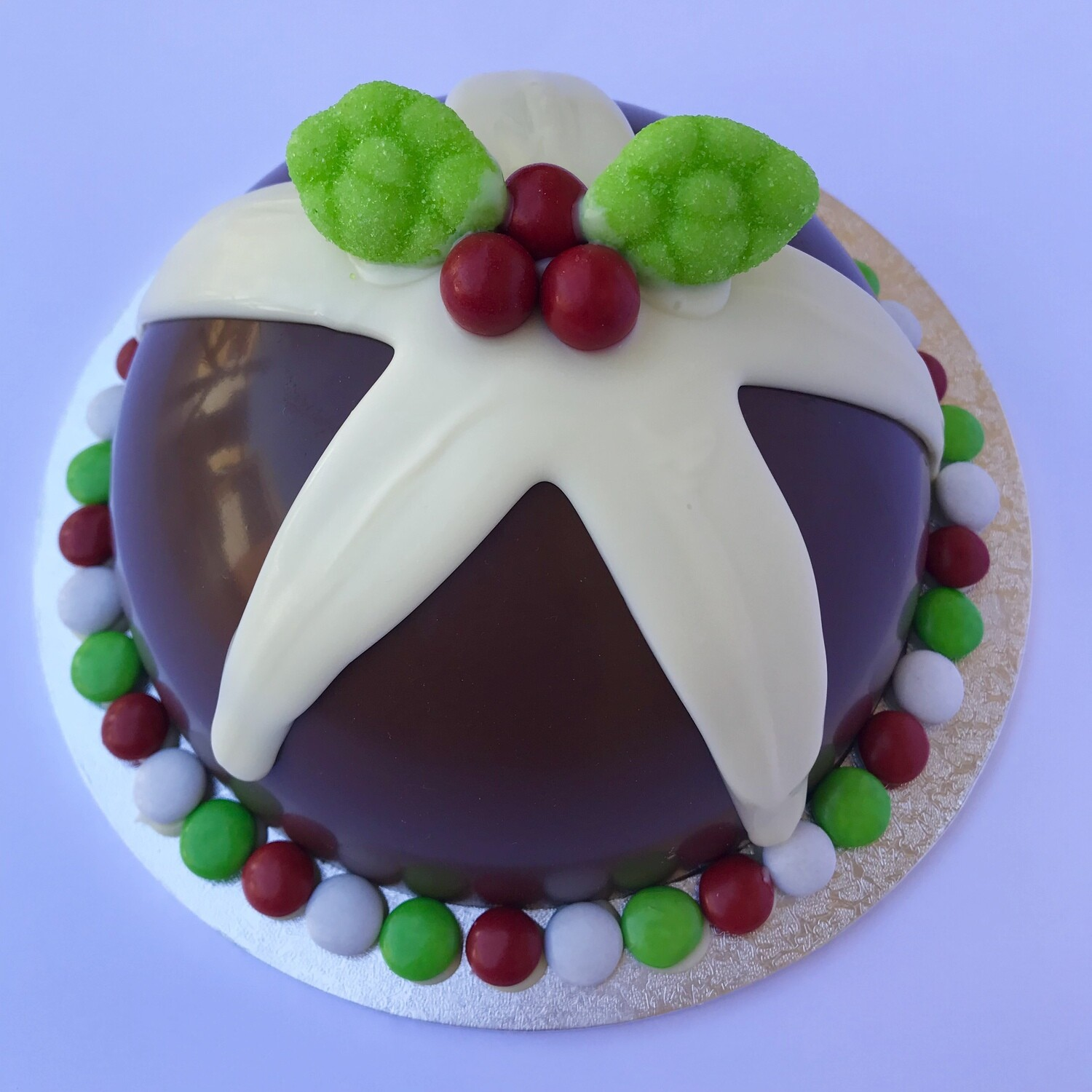 Large Christmas Puddings
