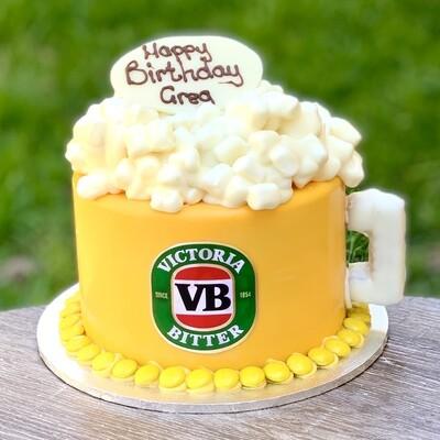 VB Beer Mug