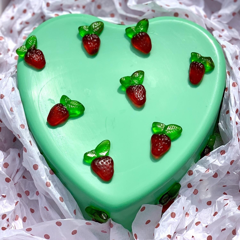 Summer Love - Strawberries and Cream