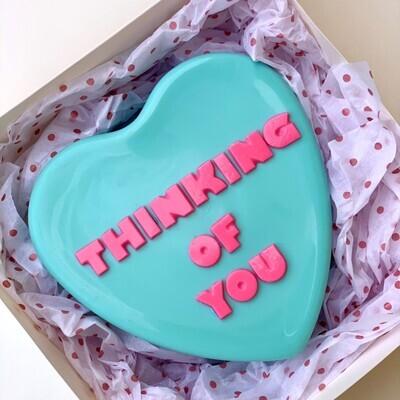 Conversation Heart (Custom Message)