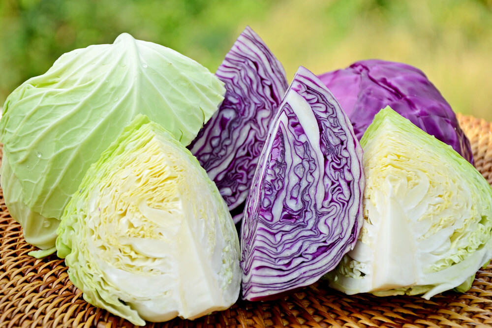 Cabbages (Each)  - (please select)