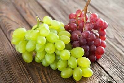 Grapes (500g)  - (please select)