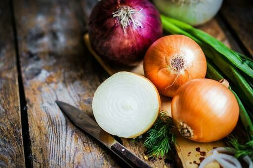 Onions (500g)  - (please select)