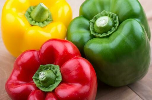 Peppers (Each)  - (please select)