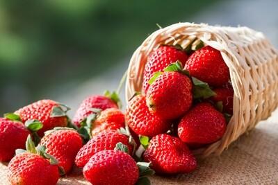 Strawberries - 500g Punnet