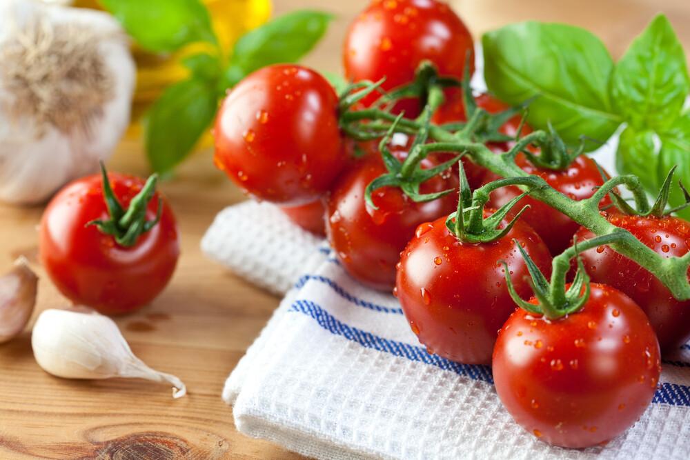 Tomatoes (Salad) - 500g