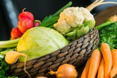 Vegetable Box - Spring