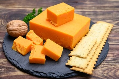 Red Leicester Cheese - 500g