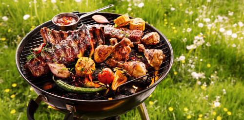 Barbecue Box  - (please select)