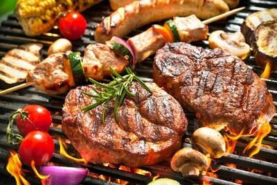 Barbecue Box - Premier  - (please select)