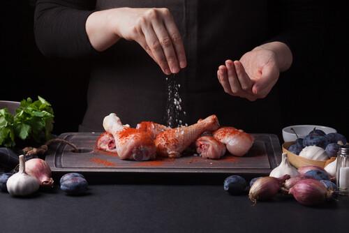 Seasoning Sachet (Hot & Spicy)  - 35g