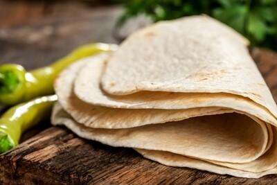 Flour Tortillas - Pack