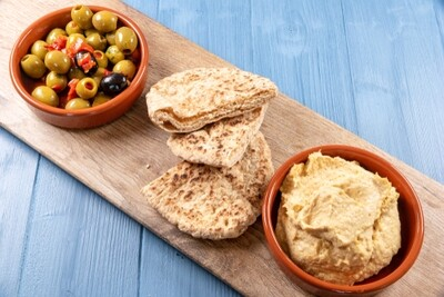 Pitta Bread (Wholemeal) - Pack 6