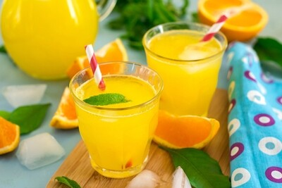 Robinsons Orange Squash - 1ltr