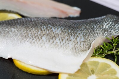 Sea Bass Fillet - 130-160g