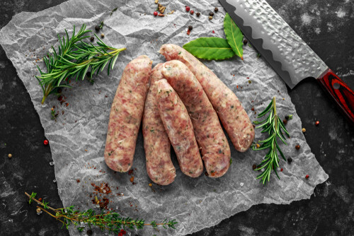 Gluten Free Pork Sausages - Pack of 12