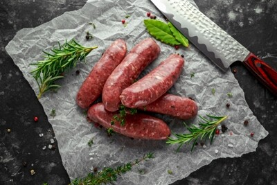 Wild Boar Sausages - Pack of 12