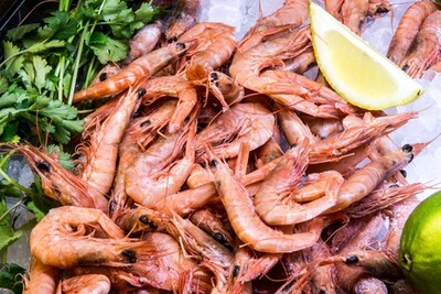 Raw Tiger Prawns (Frozen) - 1kg