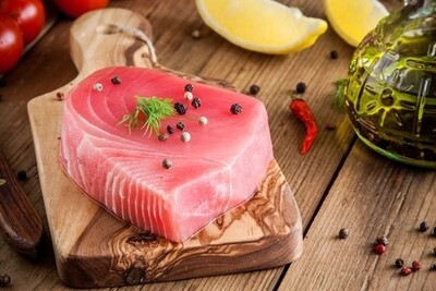 Tuna Steak (Frozen) - 170-200g