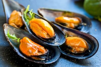 Mussels in Brine - 450g